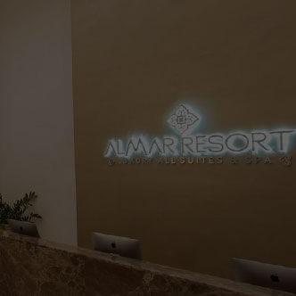 exclusive amenities