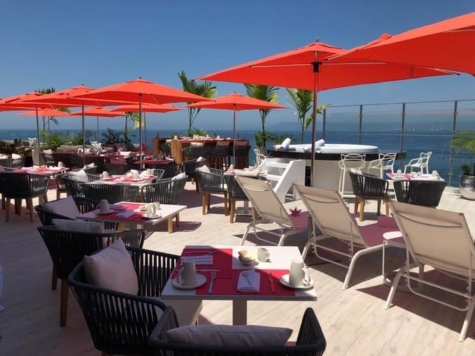 Conoce The Top Sky Bar