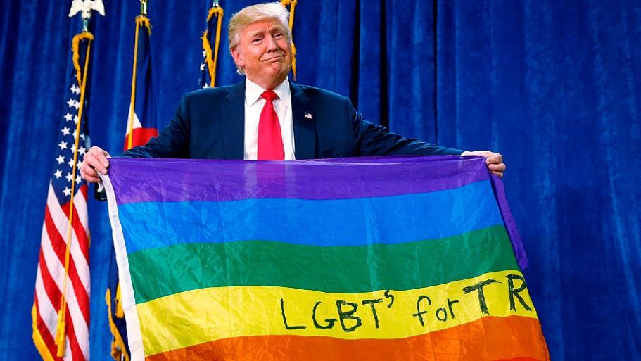 Donald Trump rechaza a militares trans