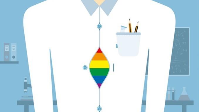 La comunidad LGBT es parte de la ciencia