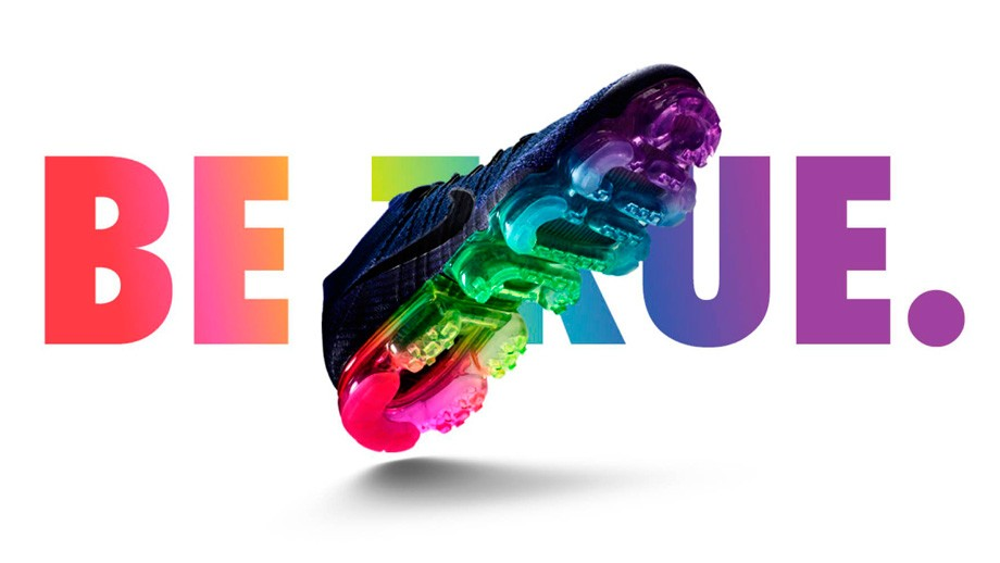 Nike celebra a la comunidad LGBT