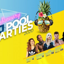 Dj Pool Parties 2020