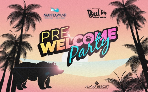 Pre Welcome Party