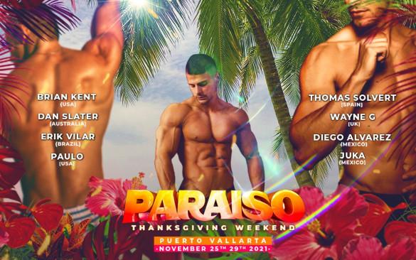 Paraiso Thanksgiving Weekend