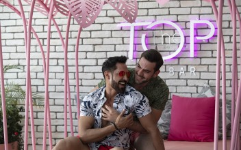 The Top Sky Bar |  Luxury LGBT Beachfront Resort