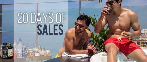 20 days of sale