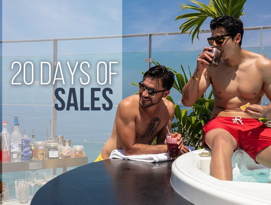 20 días de venta