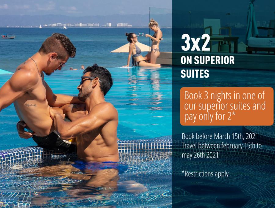3x2 On Superior Suites