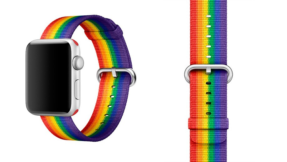 Apple gets very Pride