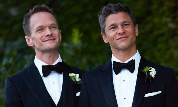 GAY MARRIAGE BETWEEN FAMOUS PEOPLE