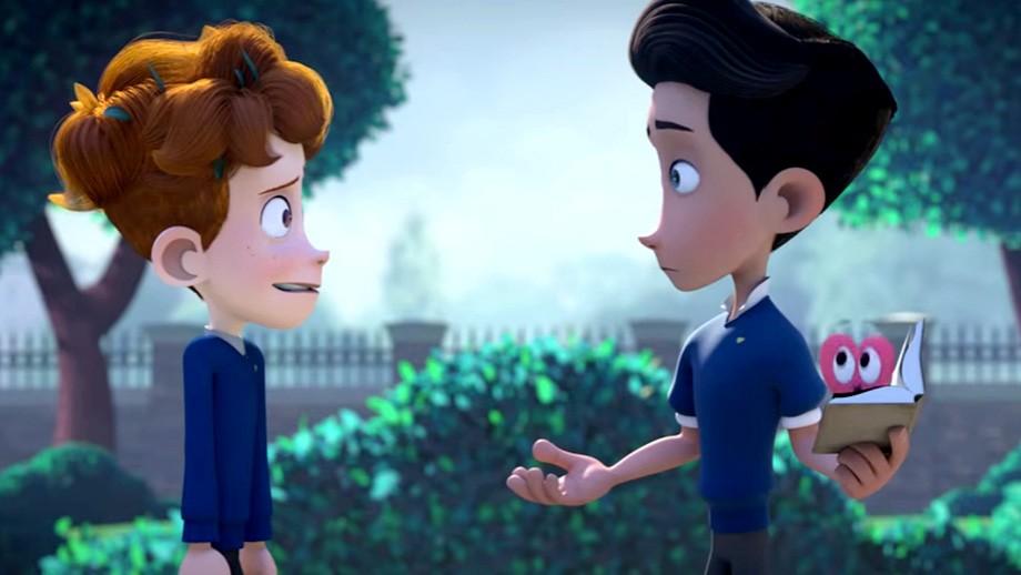 In a heartbeat: el corto animado donde al amor no tiene género