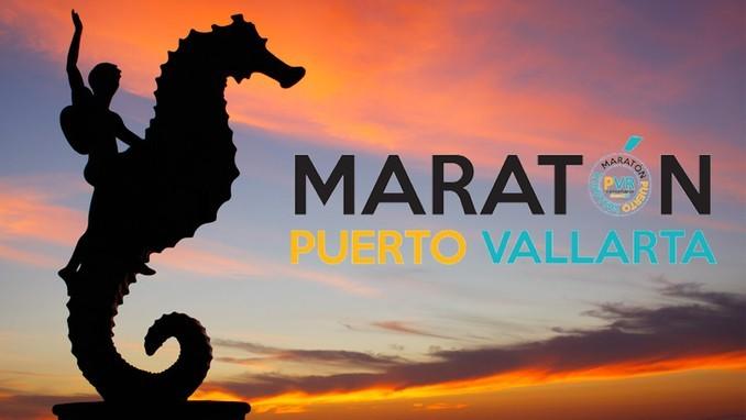Run in the 1st Full Marathon in Puerto Vallarta